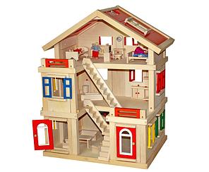 Кукольный домик aGa4kids MADISON W06A103, фото 2