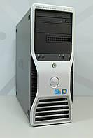 Рабочая станция DELL T5500 /12(24) ядер 2,93GHz/24Gb-DDR3/HDD 1Tb + SSD 120Gb/Quadro 4000 2Gb