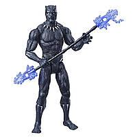"""Фигурка Черной Пантеры 15см """"Мстители: Завершение"""" E3931AS00 (Marvel Black Panther), фото 1"""