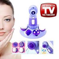 Чистка лица в домашних условиях система для косметологической чистки и массажа лица