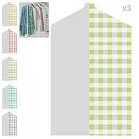 Чехол для хранения одежды (кофра защита вещей, костюма) 60*90 см Stenson (R86486)