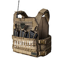 Плитоноска (Plate Carrier KARGO) COYOTE, фото 1