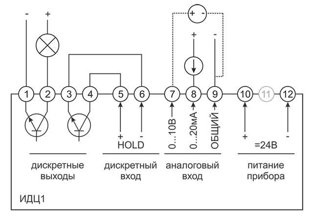 ИДЦ1-Щ8