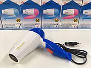 Компактный фен для волос  Foldable DOMOTEC MS-1390, 1000 Вт