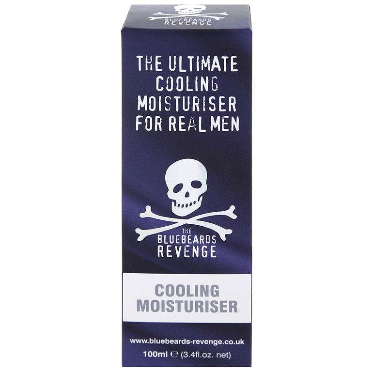 Крем для кожи The Bluebeards Revenge Cooling Moisturiser 100 мл.