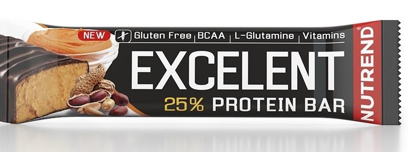Nutrend Excelent 25% Protein Bar 85g