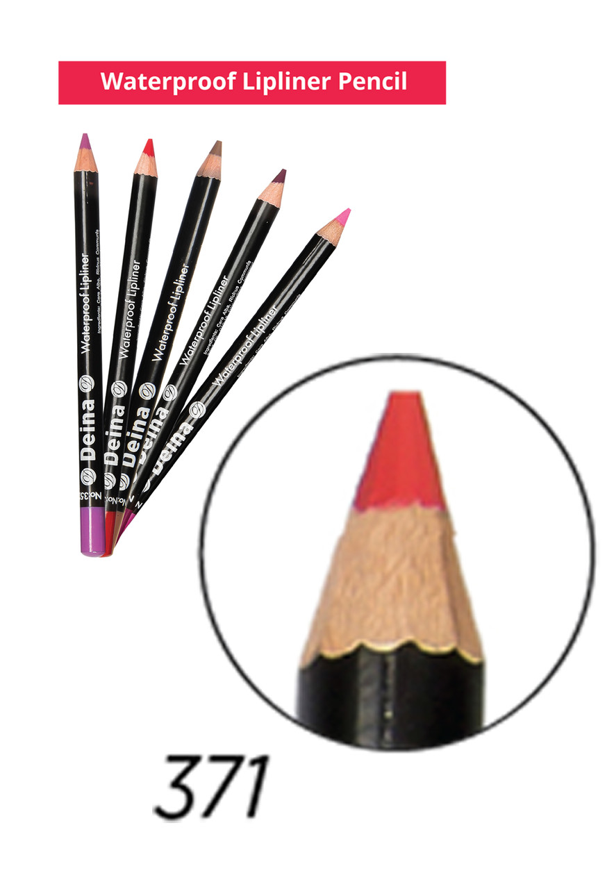 Водостойкий карандаш для губ - Waterproof Lipliner Pencil Deina
