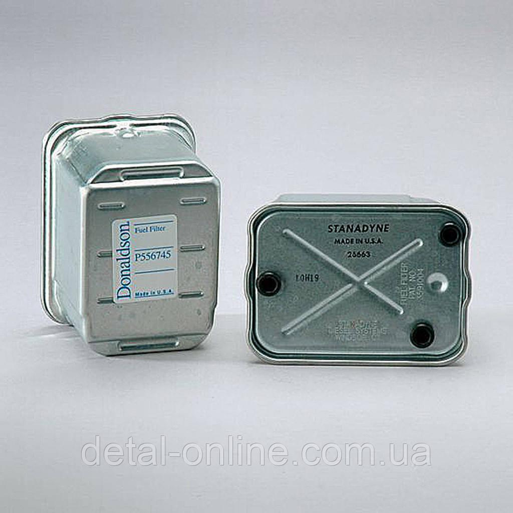 Купить P556745 фильтр топливный Donaldson (RE27091;AR86745;RE57073) JD8820/9500/9750STS/1188/2064/2266, Donaldson Company