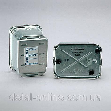 P556745 фільтр паливний Donaldson (RE27091;AR86745;RE57073) JD8820/9500/9750STS/1188/2064/2266, фото 2