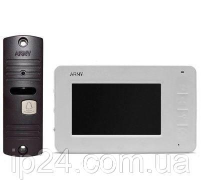Arny AVD-4005 бюджетний комплект домофона