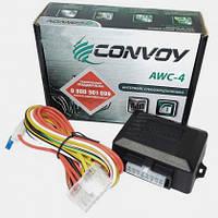 Интерфейс стеклоподъемника на 2 стекла, CONVOY AWC-4