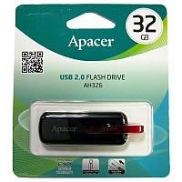 Флешка  32Gb  Apacer AH326 black
