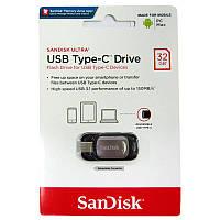 Флешка  32Gb SanDisk Ultra Type-C 150Mb/s