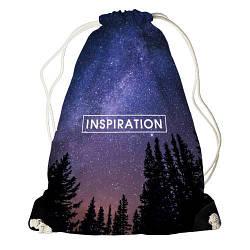 Рюкзак-мішок Inspiration (RM_ORG001_BL)