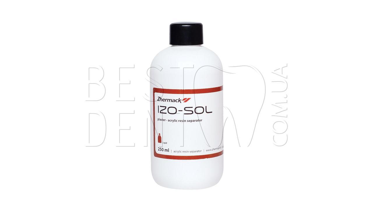 Izo-Sol (Изосол) 250мл ізолюючий лак для гіпсу