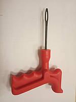 Игла для шнуров с пластиковой ручкой длиной 3