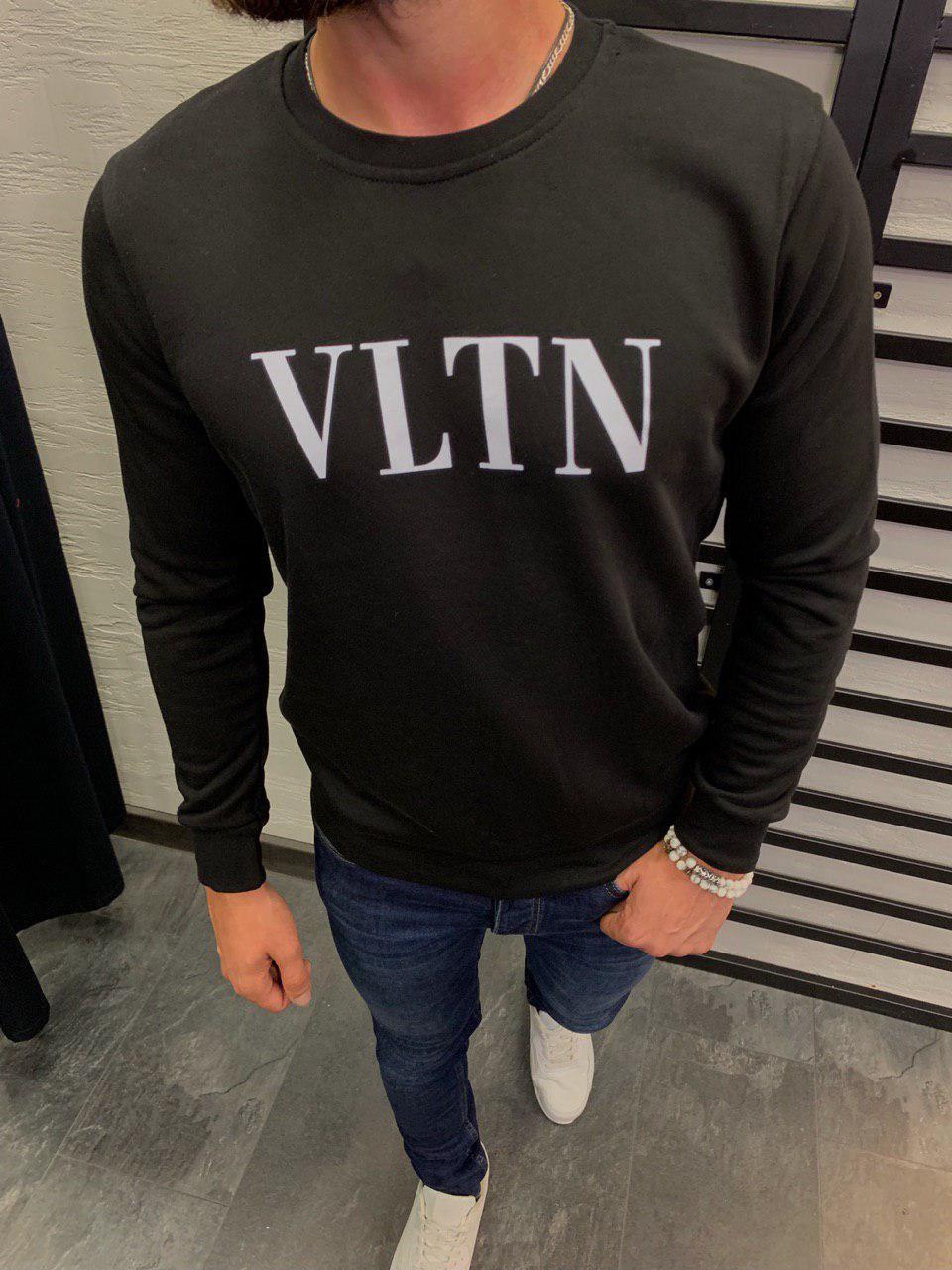Мужской свитшот VLTN 10050 Black