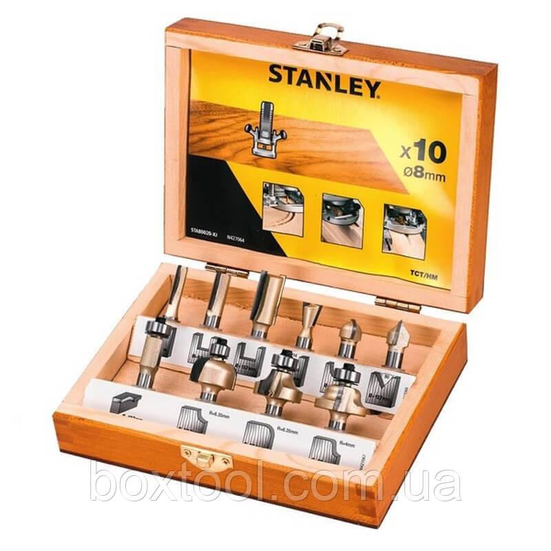 Набор фрез Stanley STA80020