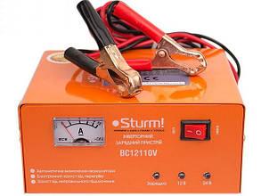 Зарядное устройство Sturm BC 12110V (12/24В, 30-100 Ач)