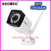 Уличная wi-fi IP камера Sectec HIP317 720p