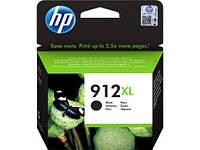 Картридж HP 912XL High Yield Black Original Ink Cartridge (3YL84AE)