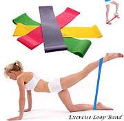Набор резинок 5шт. для Фитнеса  + Чехол