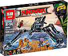 """Конструктор Ninjago Movie Lepin 06054 (аналог Lego 70611) """"Водяной Робот"""" 528 деталей, фото 7"""
