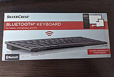 Клавиатура Silver Crest Bluetooth Keyboard SBT 3.0 A1