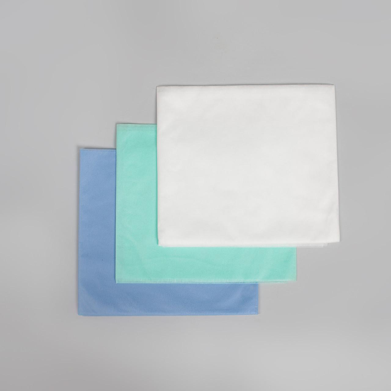 Пеленки одноразовые 0,8*1,0 м Polix PRO&MED со спанбонда 25г/м2 (10шт/уп.)