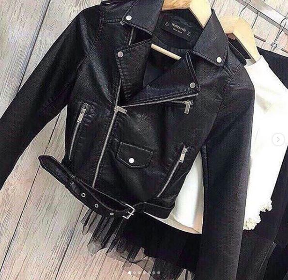 Обалденные куртки косухи черный горчица качество бомба размеры фото в живую
