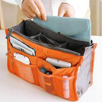 Органайзер в сумку Bag in Bag оранжевый 01059/05, фото 1