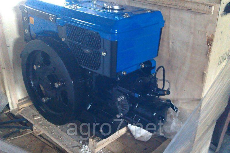 Двигатель на мототрактор JD16