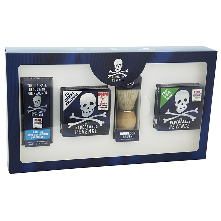 Набор для бритья The Bluebeards Revenge Classic Kit