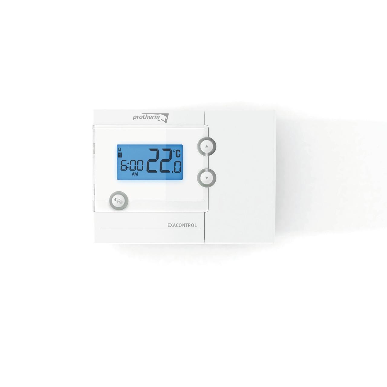 Комнатный регулятор температуры с релейным выходом Protherm EXACONTROL 7