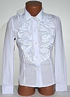 Школьная блуза для девочки. 128-152, фото 1