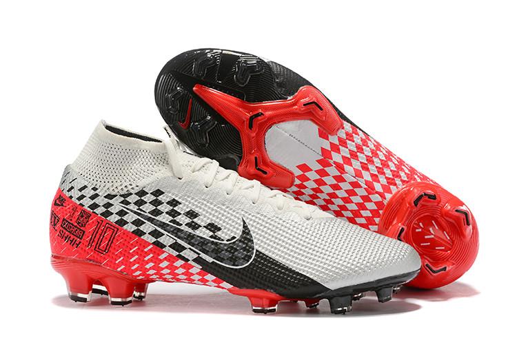 Футбольные бутсы Nike Mercurial Vapor XIII Elite Neymar DF FG