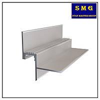 Профиль теневого шва SMG-12/8 LED