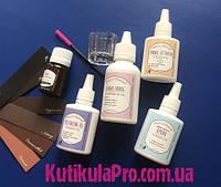 Набор для окрашивания бровей хной Henna Collection 2