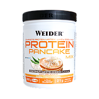Смесь для блинчиков WEIDER Protein Pancake 600 g White Chocolate-Coconut