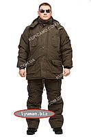 """Зимний костюм для рыбалки и охоты -30 """"Гризли"""""""
