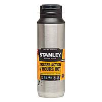 Термочашка Stanley Mountain Switchback Matte 0.47 л (Стальная)
