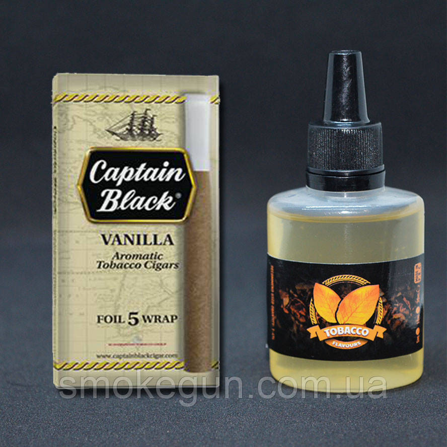 "Ароматизатор ""Captain Black Vanilla"" 30мл"