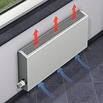 Отличие радиаторов от конвекторов отопления