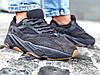 "Кроссовки мужские Adidas Yeezy 700 Boost ""Utility Black"" (Размер:45), фото 8"