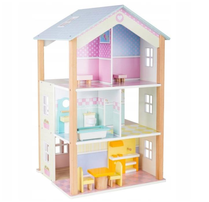 Кукольный домик деревянный Legler