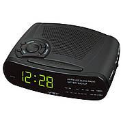 Часы будильник на батарейках MOD-906