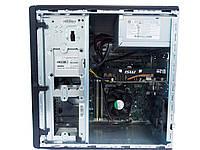 Игровой компьютер БУ intel Core i5 6500 4 ядра 3.2GHz , ОЗУ 8GB DDR4 , GTX 1060 3GB , SSD, фото 1