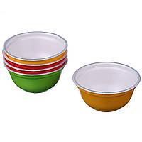 Набір одноразового посуду Food Packing Миска для супу 500 мл 5 персон 000002425