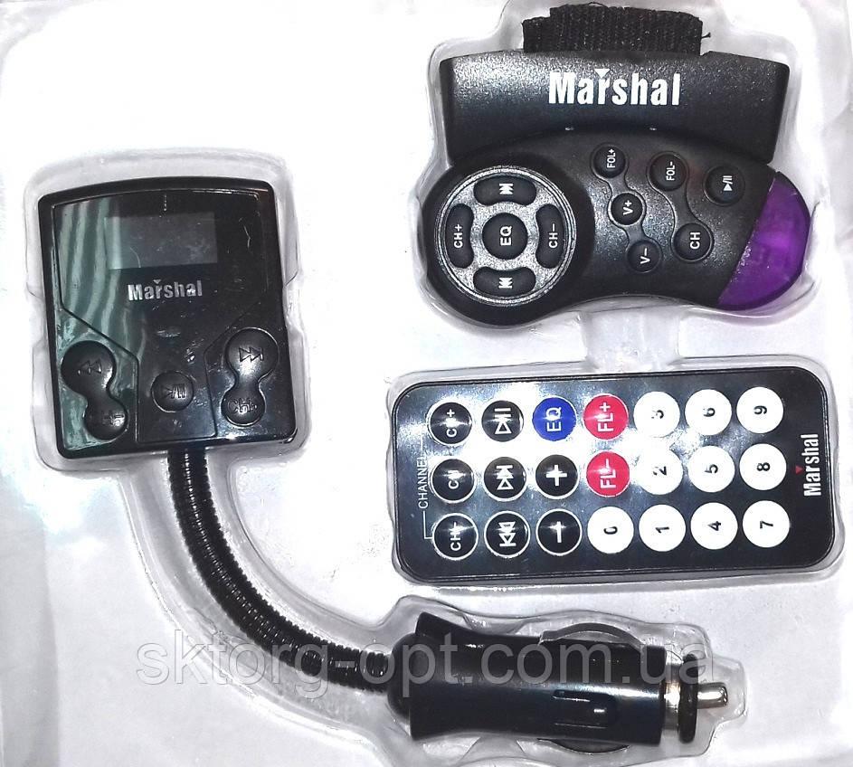 Автомобильный FM модулятор Marshal ME-191