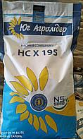 Насіння соняшника НС Х 195 (Південь-Агролидер) A-G+